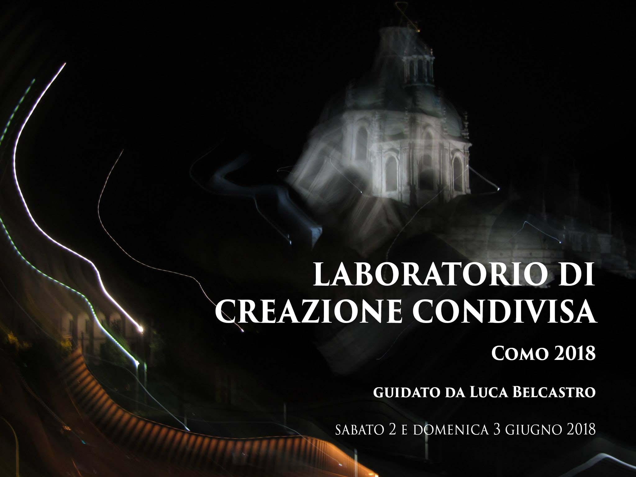 banner laboratorio di Como